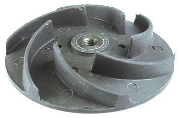 Mach Laufrad für Spülmaschine MS450E, MS450, MS450PS 6 Schaufeln