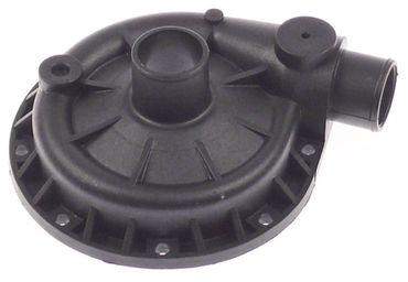 ALBA PUMPS (C&A) Pumpendeckel für Spülmaschine Eingang ø 30mm