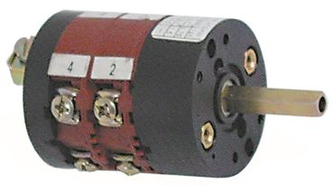 Bremas Drehschalter 4-polig 16A passend für Comenda