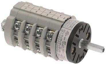 BREMAS CA0168339V/CS0168339 Drehschalter für Spülmaschine Comenda