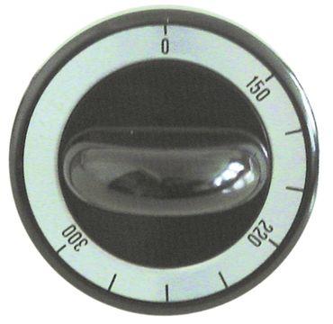 Modular Knebel für 65/110TPFG, 65/110CFG für Gasthermostat