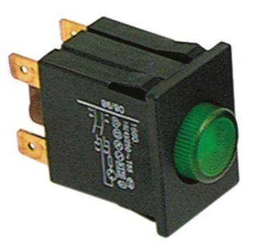 Druckschalter für Palux 328, 440094, 440086, Electrolux JUN561438 2NO