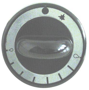 Modular Knebel für 60/30FTG, 60/60FTG für Gasthermostat ø 62mm