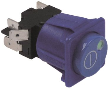 ROLD Druckschalter für Spülmaschine Hoonved C60DE, SP40E, C53DE 250V
