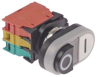 Drucktaster für Käsereibe Cookmax 433002, 433001, 422001 TS12 4A