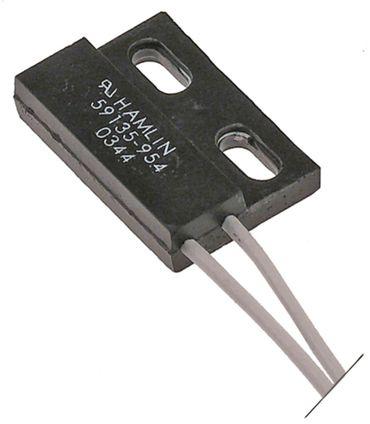 MKN Magnetschalter 1NO Anschluss Kabel 230V Länge 28,5mm 10W 0,5A