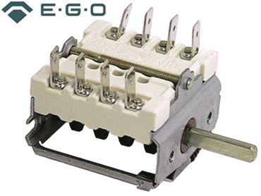 EGO 49.42015.500 Nockenschalter für Electrolux JUN750529 4-polig