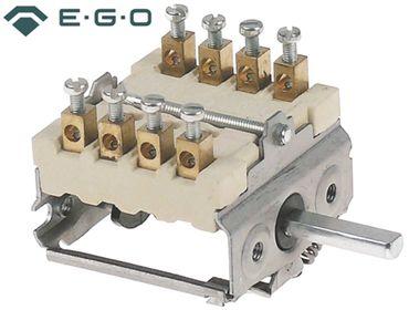 EGO 49.44015.712 Nockenschalter für Modular 60/60CPE, 70/70CPE