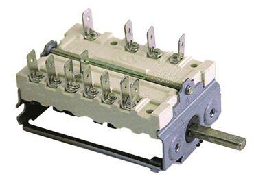 EGO Nockenschalter für Lainox BPG064M, BPG074M, RG20x23mm 2NO/2CO