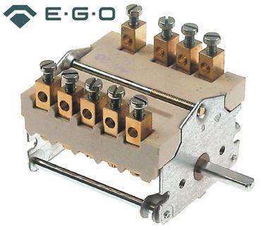 EGO 43.41932.000 Nockenschalter für Fritteuse Electrolux JUN75383