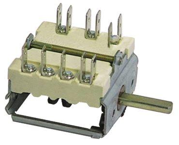 EGO Nockenschalter für Palux 685003, Grill-681 2x23mm 1NO/2CO 16A