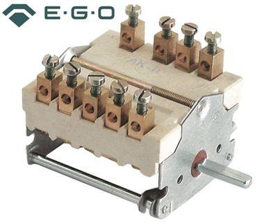 EGO Nockenschalter 43.25432.000 passend für Angelo Po 4-polig