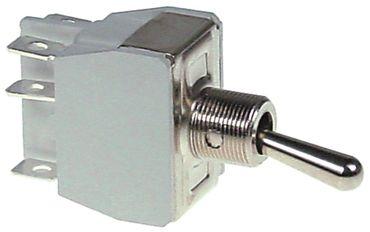 Hebelschalter 2-polig 250V 15A 2CO
