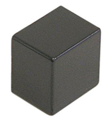 Blindkappe passend für Colged für Spülmaschine schwarz