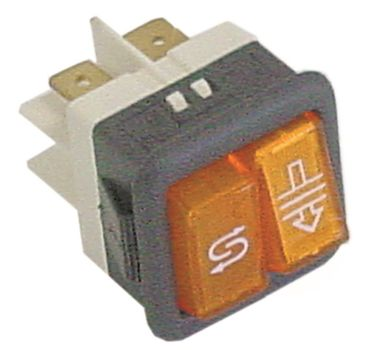 Comenda Wippentaster für Spülmaschine LF320LA, LF450A, LF450 16A