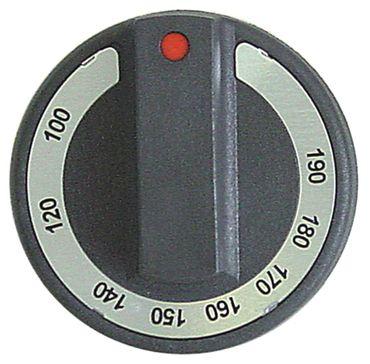 Olis Knebel für Fritteuse 922FRE, 9141PFRE für Thermostat