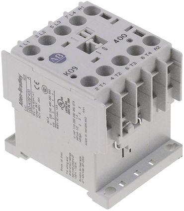 Leistungsschütz 100-K09*400 230V AC1 20A Hauptkontakte 4NO 230VAC