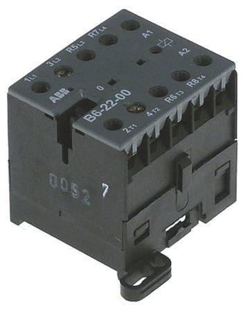 ABB B6-30-10 / B7-30-10 Leistungsschütz für Mastro 400V AC1 20A