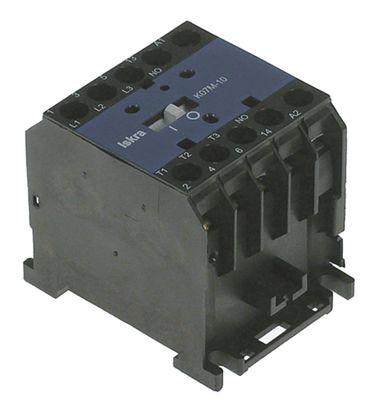 Leistungsschütz AC1 20A Hauptkontakte 3NO Hilfskontakte 1NO DSL7 10