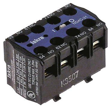 ABB F011172300 Hilfskontakt für Kombidämpfer Eloma MD2011 6A