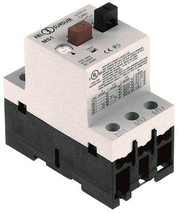 GE GENERAL ELECTRIC Motorschutzschalter Mbs25-025 AC3 (400V) 1,1kW