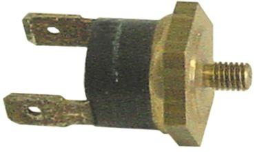 Anlegethermostat 1-polig 1NC 165°C Befestigung M4 16A