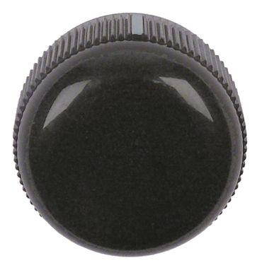 Knebel für Espressomaschine für Drehschalter ø 31mm schwarz