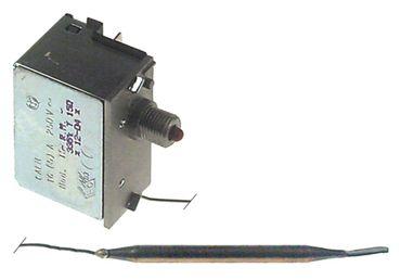 CAEM Sicherheitsthermostat 95°C 1-polig Fühler ø 6x80mm CNS 16A