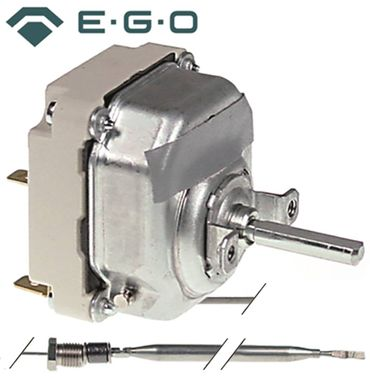 EGO 55.34035.080, 55.34034.090 Thermostat für Fritteuse GIGA 3NO
