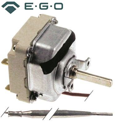 EGO 55.34069.804 Thermostat für Electrolux 290137, 168808 3-polig