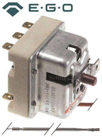 EGO 55.32522.827 Sicherheitsthermostat für Ambach ESK150 3-polig
