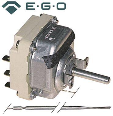 EGO 55.34034.210 Thermostat max. Temperatur 200°C 3-polig 3NO 16A