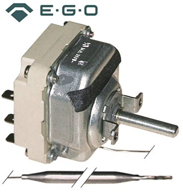 EGO 55.34032.030 Thermostat max. Temperatur 200°C 3-polig 3NO 16A