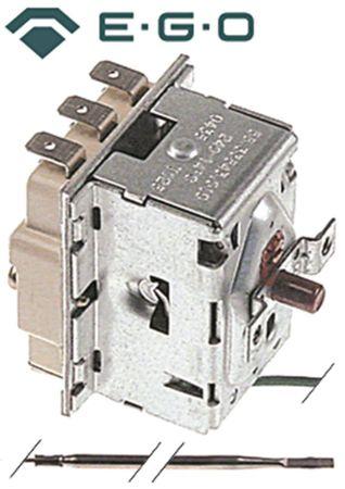 EGO 55.33543.010 Sicherheitsthermostat für Fritteuse Küppersbusch