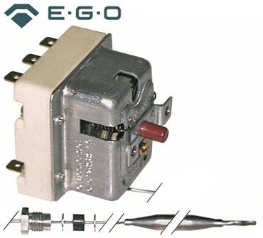 EGO 55.32539.030 Sicherheitsthermostat 3-polig Fühler ø 6x77mm