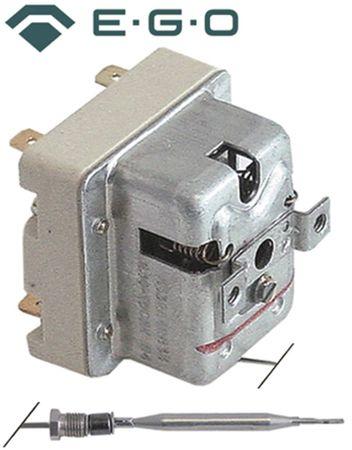 EGO Sicherheitsthermostat 55.32542.833 2-polig für Fritteusex74mm