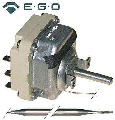 EGO 55.34032.010 Thermostat max. Temperatur 200°C 3-polig 3NO 16A
