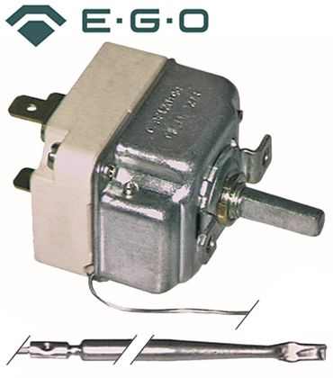 EGO Thermostat 55.19052.843, 55.19052.840 max. Temperatur 295°C