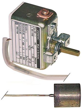 Ambach Thermostat für EKE-70, EPSE-80, EK-40 1x21mm 1CO 20-500°C