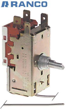 RANCO K50L3081 Thermostat max. Temperatur 12°C Fühler 2mm 1NO