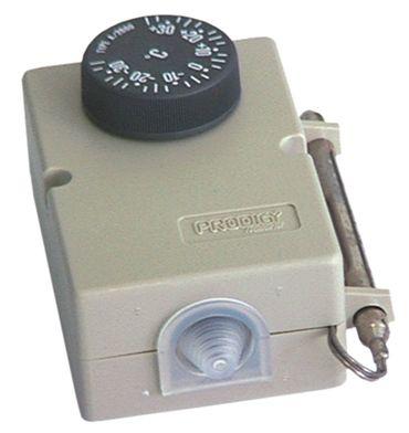 PRODIGY Thermostat max. Temperatur 35°C Fühler ø 6x110mm