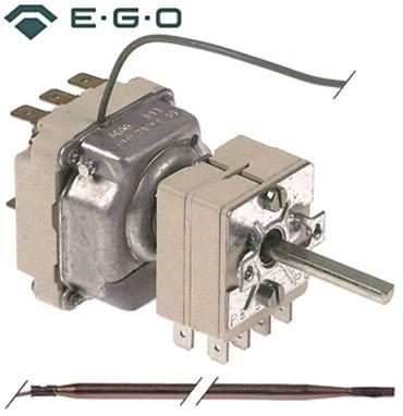 EGO 55.34652.010 Thermostat für Fritteuse Palux 503010, 503150