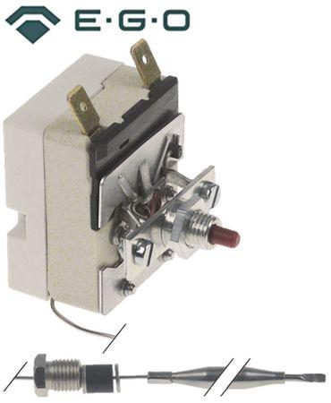 EGO Sicherheitsthermostat 55.13521.010 1-polig Fühler ø 6mm x 78mm