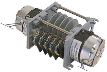 CDC 4904DV/4905DV Timer für Spülmaschine Comenda FC, LF320LA 2