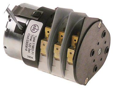 CDC Timer 11803 3 Kammer(n) Laufzeit 120s 1 Motorentyp M48R ATS