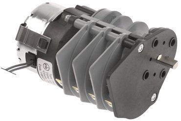CDC 11804 Timer für Spülmaschine Jemi GS-19, GS-18, GS-6x23mm 1