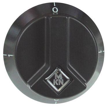 MKN Knebel für 3061403-02, 2062804B07 ø 65mm Symbol 0-1-0-1