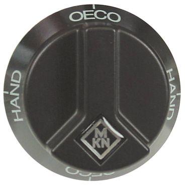 MKN Knebel für 2023207-00, 2023207-01 ø 65mm Symbol OECO/HAND