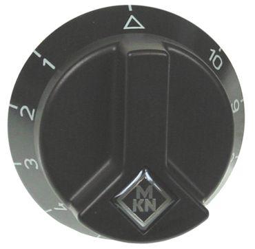 MKN Knebel für Elektro-Herd 3023209-00, 2023209-02 ø 65mm