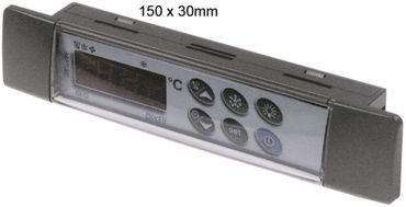 Dixell XM463K T640 Tastatureinheit Abmaße 150x30mm